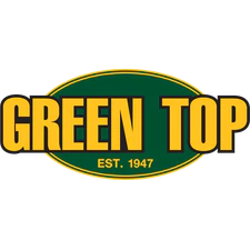 Big Green Egg® Logo Car Magnet Green/White